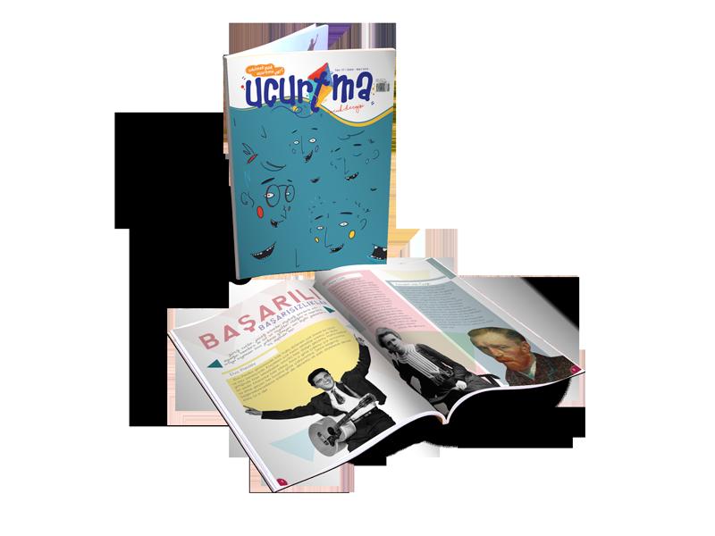 Uçurtma Çocuk Dergisi - Mükemmellik